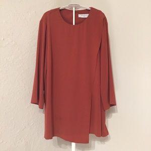 MM Lafleur Tops - MM. LaFleur bourgeois blouse